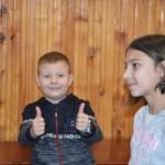 DSC 1055 150x150 У ЛПБА вперше відбувся дитячий зимовий табір   веселі канікули