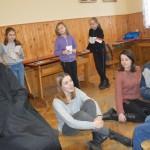 DSC 1076 150x150 У ЛПБА вперше відбувся дитячий зимовий табір   веселі канікули