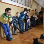 DSC 1109 150x150 У ЛПБА вперше відбувся дитячий зимовий табір   веселі канікули