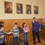 DSC 1122 150x150 У ЛПБА вперше відбувся дитячий зимовий табір   веселі канікули