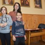 DSC 1132 150x150 У ЛПБА вперше відбувся дитячий зимовий табір   веселі канікули