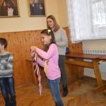 DSC 1137 150x150 У ЛПБА вперше відбувся дитячий зимовий табір   веселі канікули