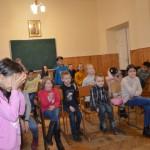 DSC 1150 150x150 У ЛПБА вперше відбувся дитячий зимовий табір   веселі канікули