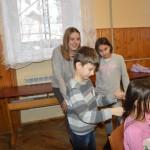 DSC 1167 150x150 У ЛПБА вперше відбувся дитячий зимовий табір   веселі канікули