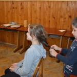 DSC 1168 150x150 У ЛПБА вперше відбувся дитячий зимовий табір   веселі канікули