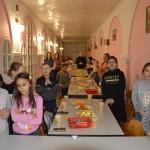 DSC 1315 150x150 У ЛПБА вперше відбувся дитячий зимовий табір   веселі канікули