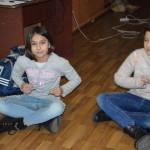 DSC 1331 150x150 У ЛПБА вперше відбувся дитячий зимовий табір   веселі канікули