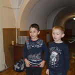 DSC 1334 150x150 У ЛПБА вперше відбувся дитячий зимовий табір   веселі канікули