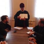 89116084 3691767794196605 9051167079763279872 n 150x150 У Львівській православній богословській академії відбулось чергове засідання Вченої ради