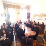 89488619 3691767414196643 4617297745386930176 n 150x150 У Львівській православній богословській академії відбулось чергове засідання Вченої ради
