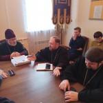 89762444 3691767780863273 8178271236627890176 n 150x150 У Львівській православній богословській академії відбулось чергове засідання Вченої ради
