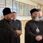 IMG 8497 150x150 Львівську православну богословську академію відвідав єпископ Рівненський і Сарнинський Гавриїл Кризина