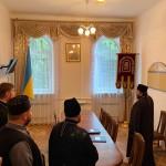 IMG 8500 150x150 Львівську православну богословську академію відвідав єпископ Рівненський і Сарнинський Гавриїл Кризина