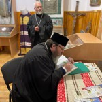IMG 8525 150x150 Львівську православну богословську академію відвідав єпископ Рівненський і Сарнинський Гавриїл Кризина