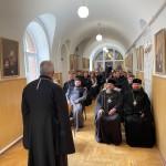 IMG 8566 150x150 Львівську православну богословську академію відвідав єпископ Рівненський і Сарнинський Гавриїл Кризина