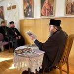 IMG 8581 150x150 Львівську православну богословську академію відвідав єпископ Рівненський і Сарнинський Гавриїл Кризина