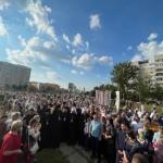 IMG 8843 150x150 Освячення Хреста та місця під будову храму